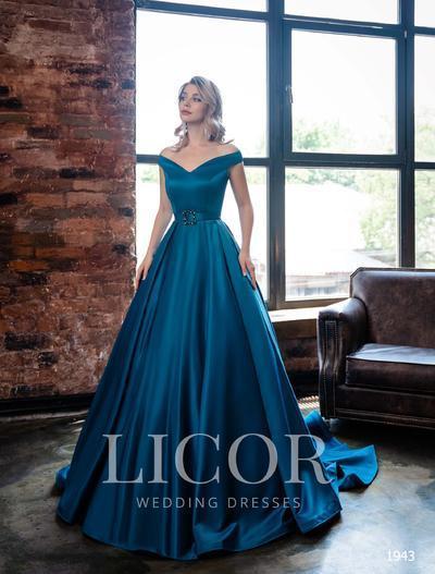 Abendkleid Licor 1943