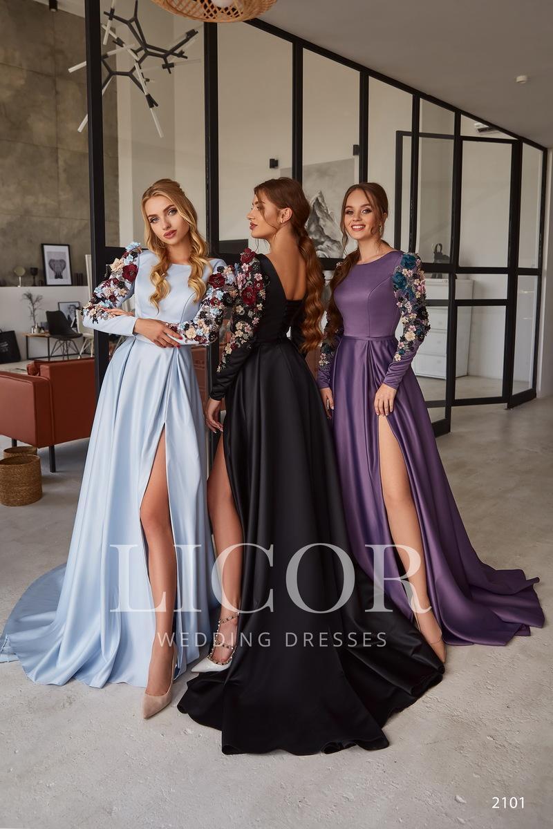 Вечернее платье Licor 2101