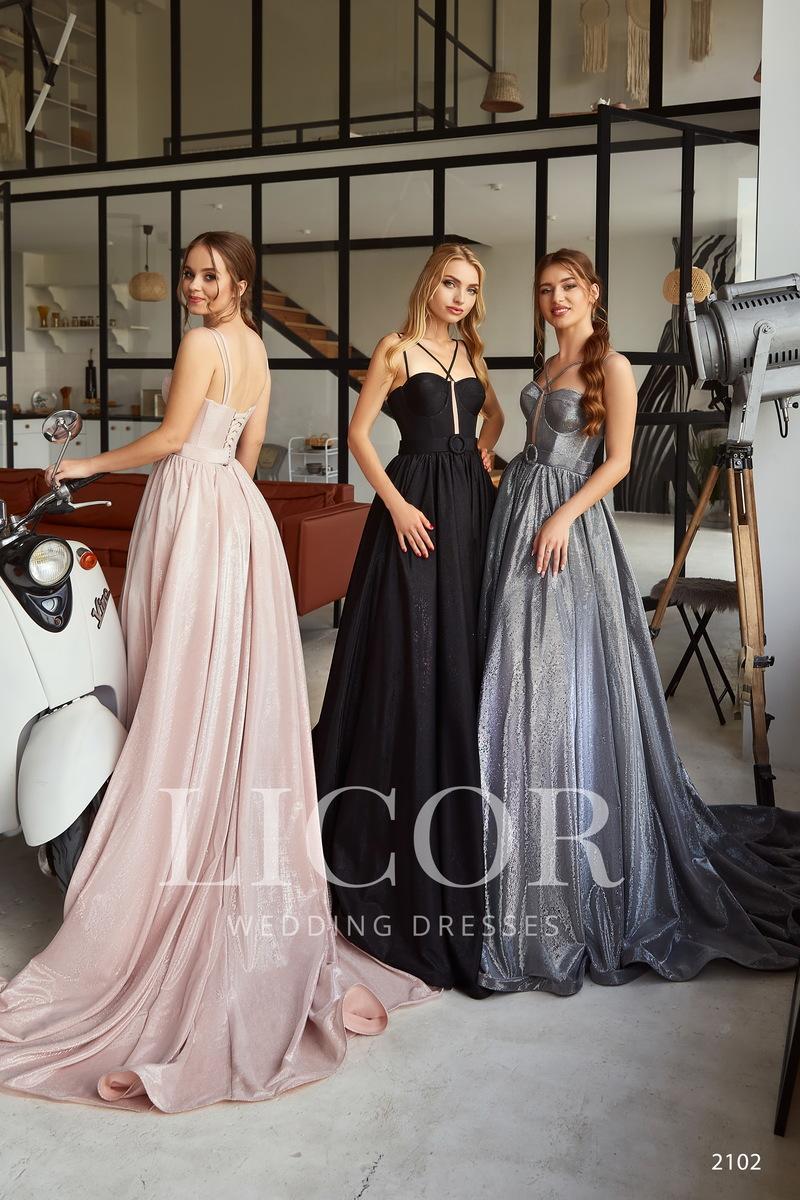 Evening Dress Licor 2102