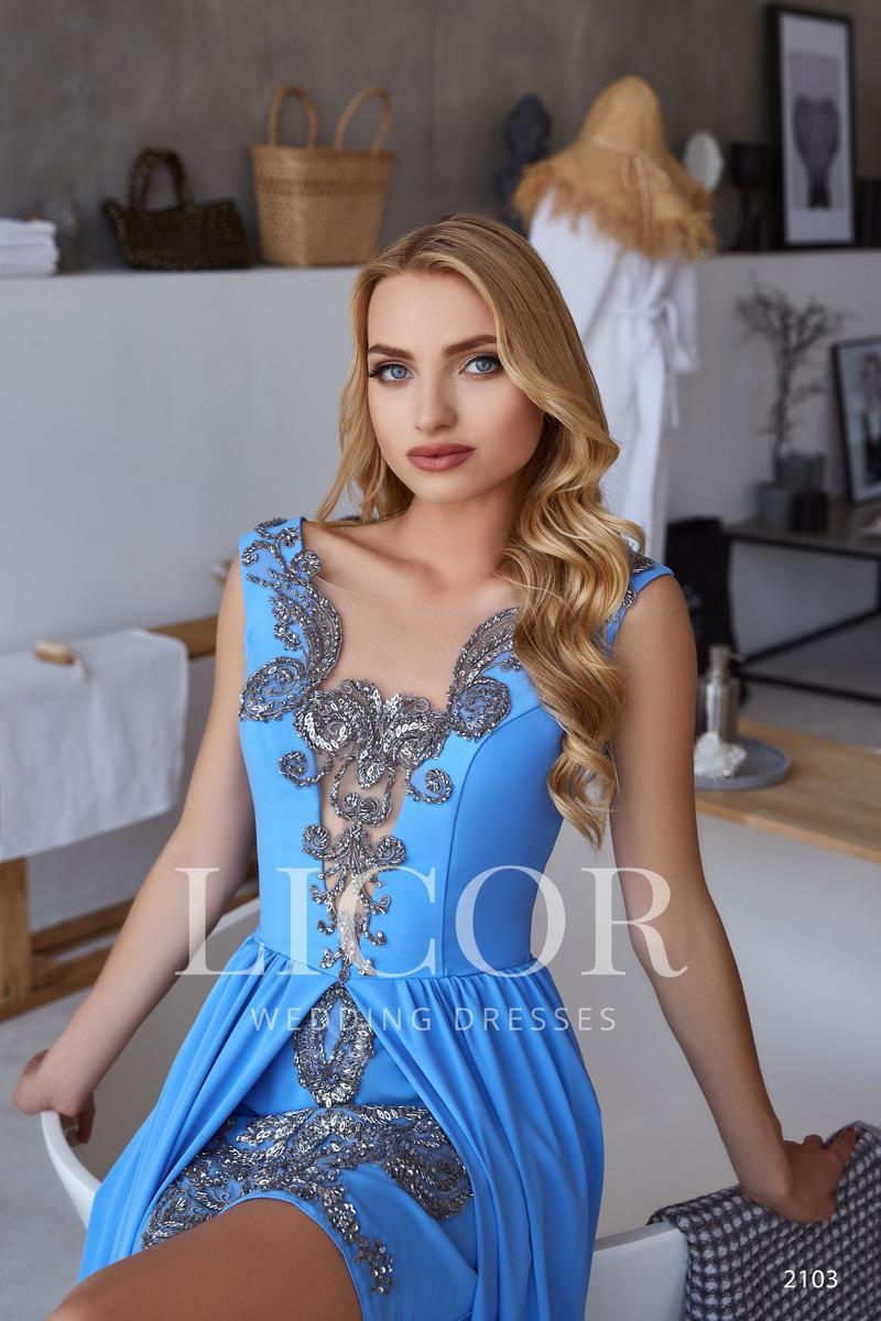 Вечернее платье Licor 2103