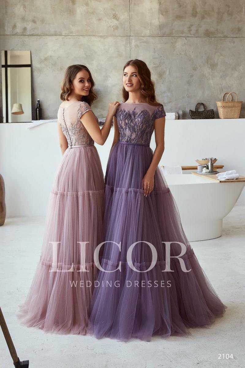 Evening Dress Licor 2104