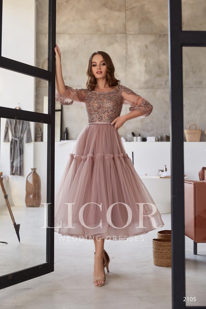 Robe de soirée Licor 2105