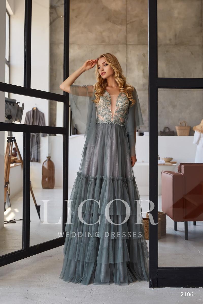 Robe de soirée Licor 2106