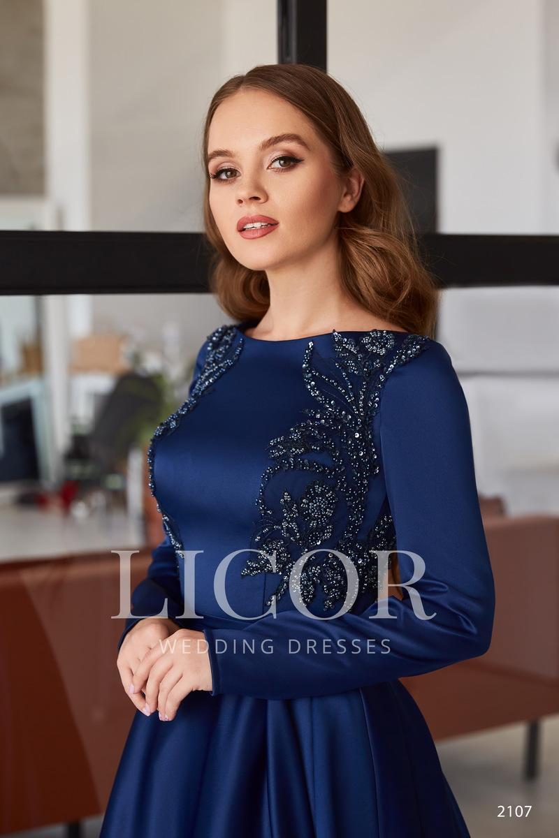 Evening Dress Licor 2107