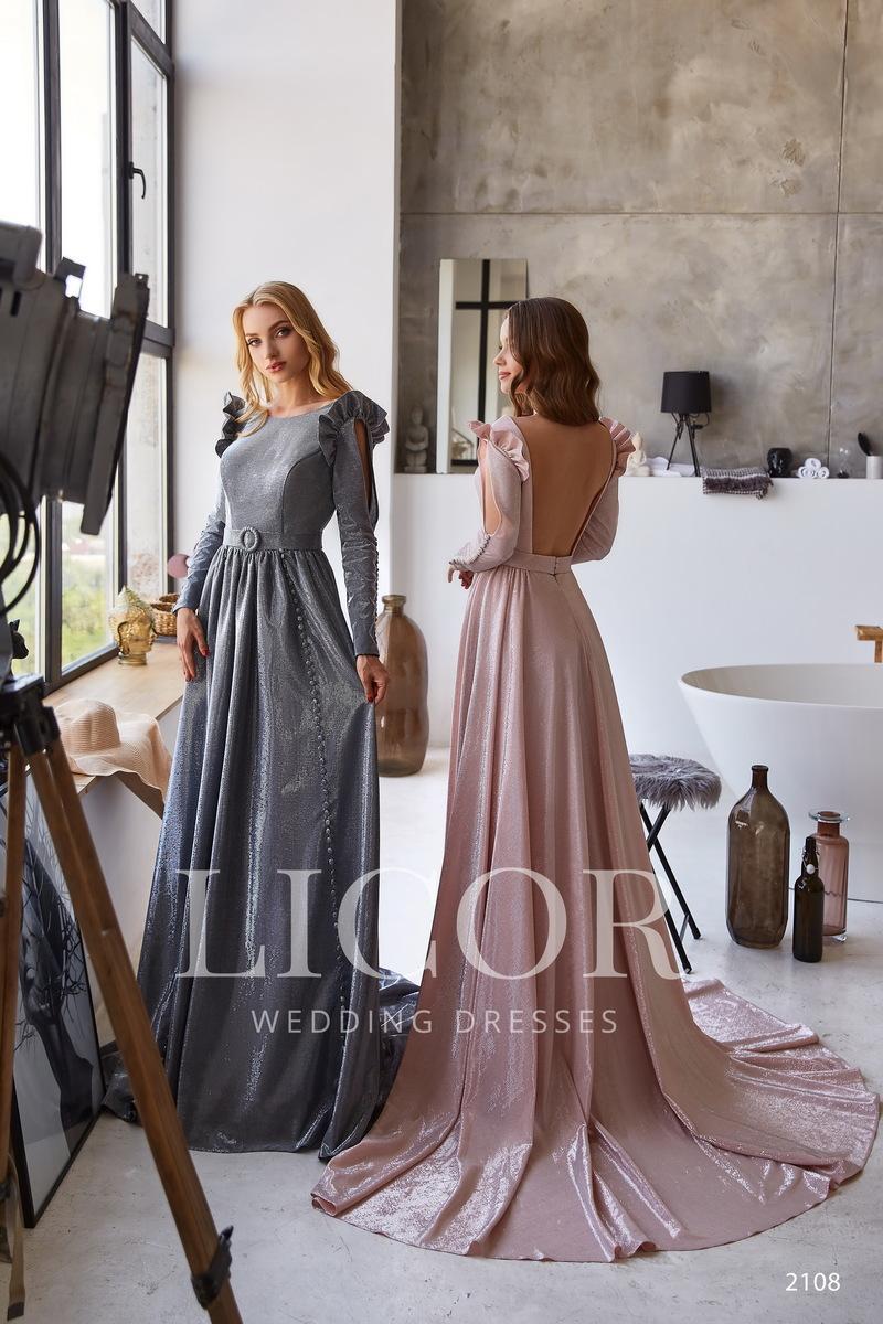 Robe de soirée Licor 2108