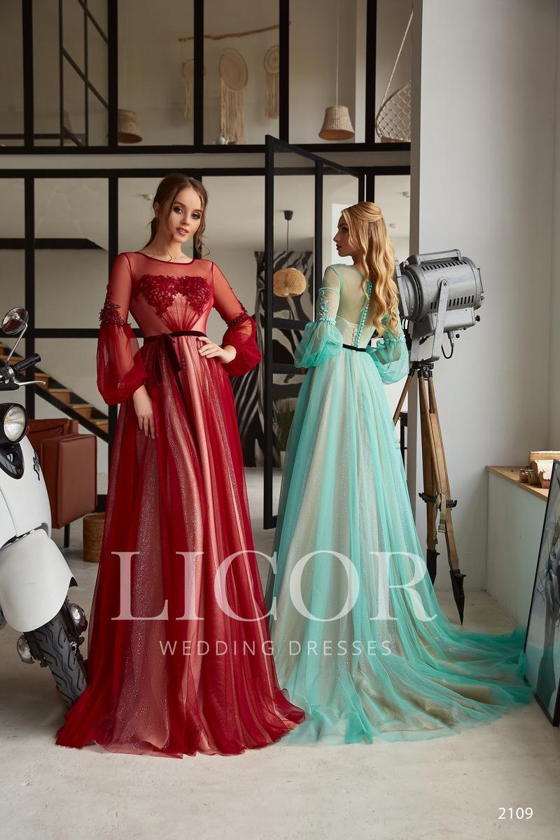 Evening Dress Licor 2109
