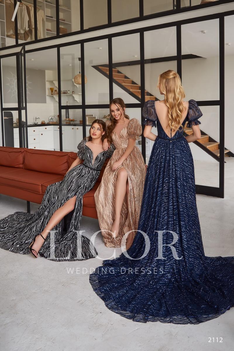 Evening Dress Licor 2112