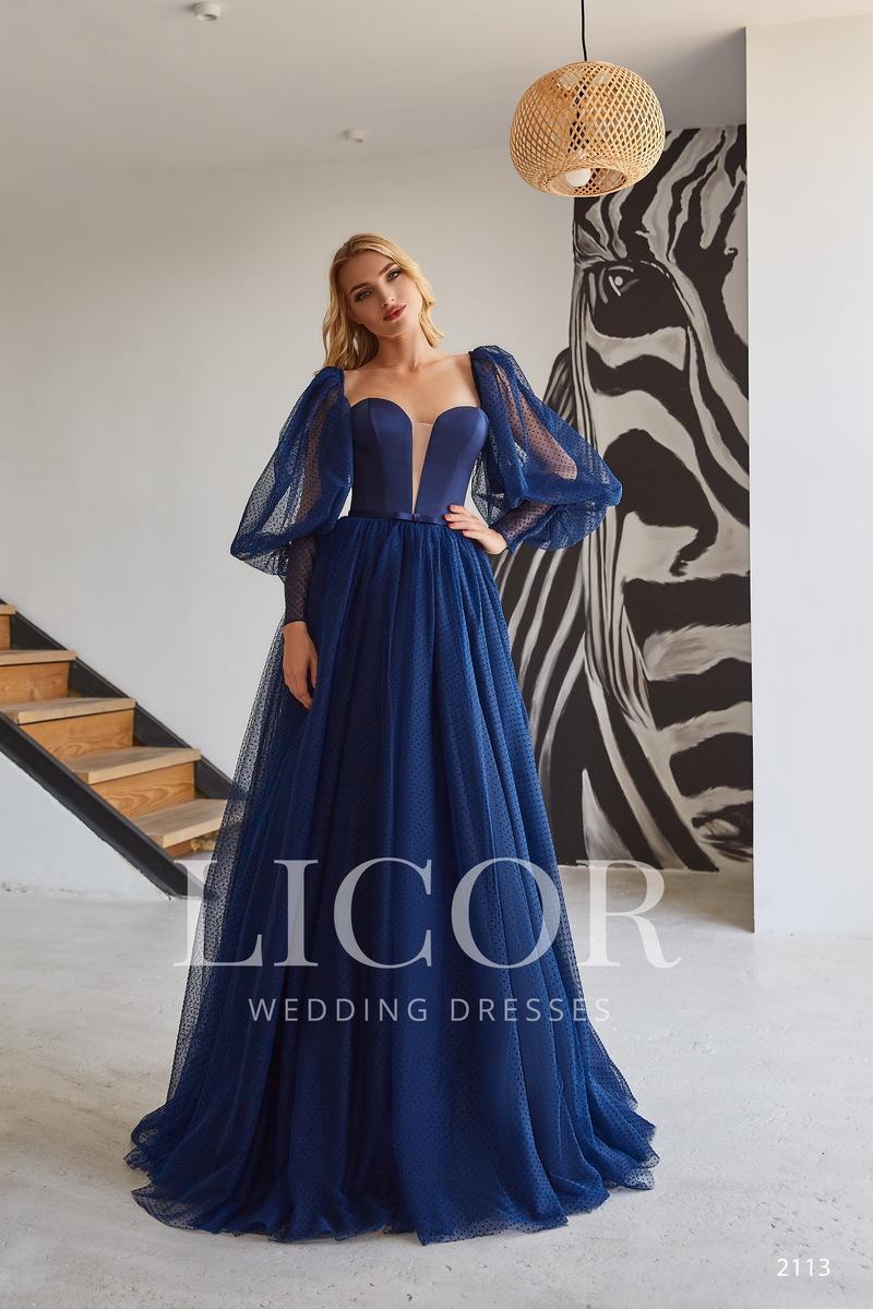 Evening Dress Licor 2113