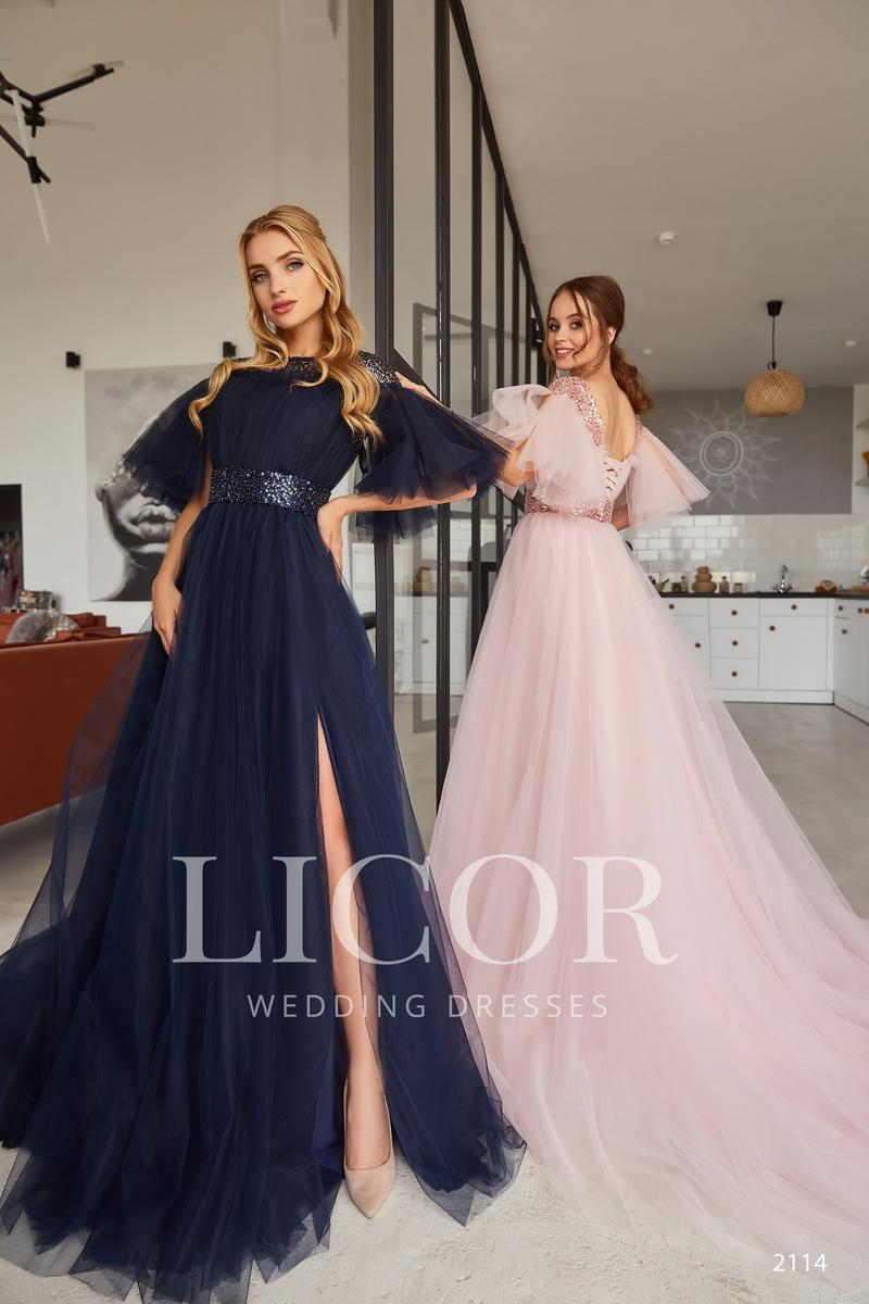 Evening Dress Licor 2114