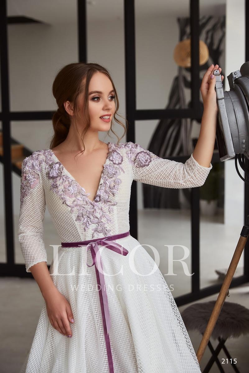 Robe de soirée Licor 2115