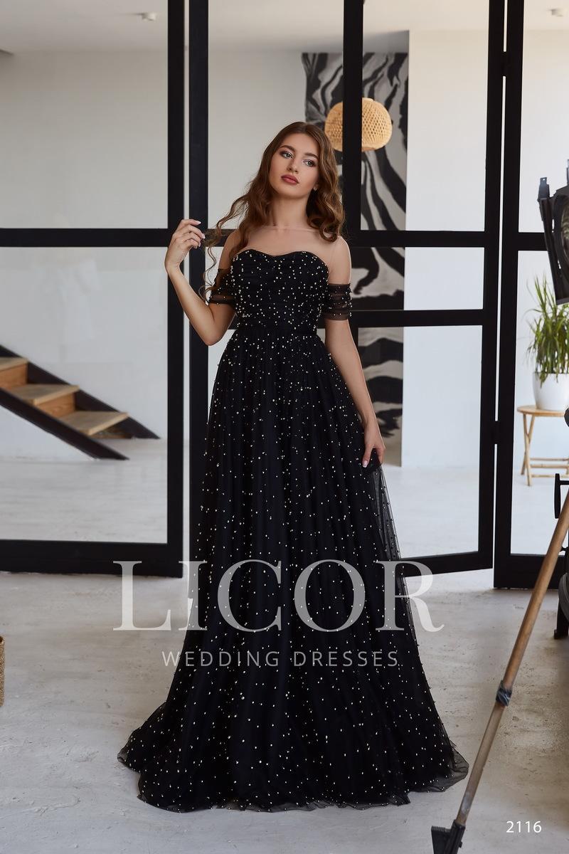 Robe de soirée Licor 2116