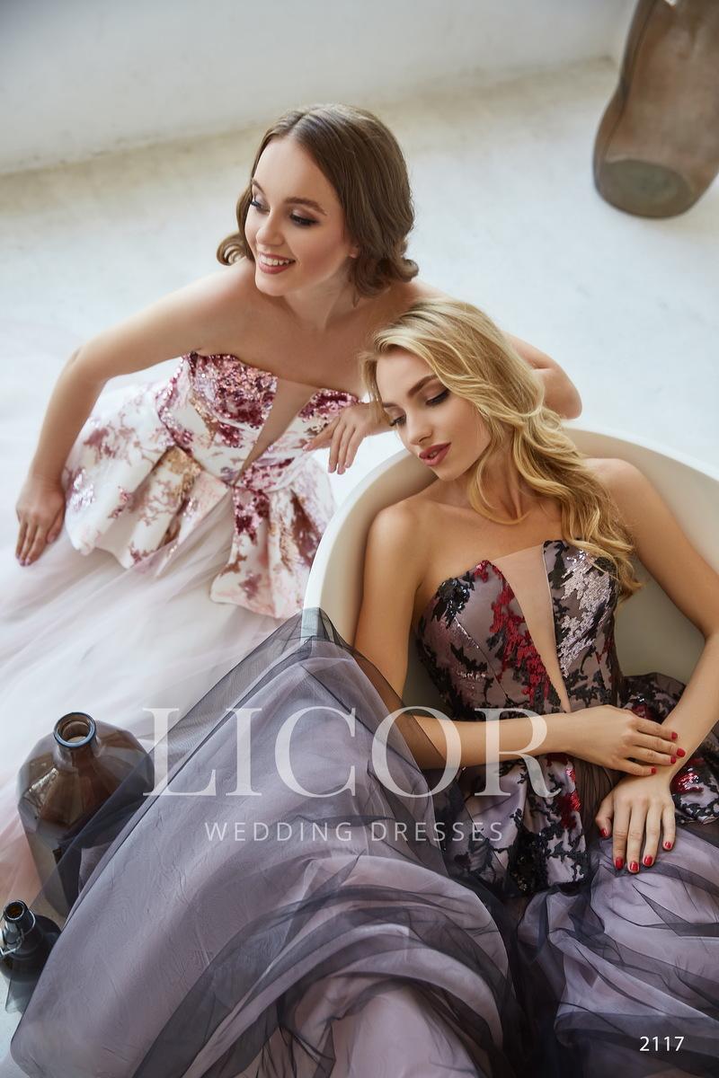 Evening Dress Licor 2117