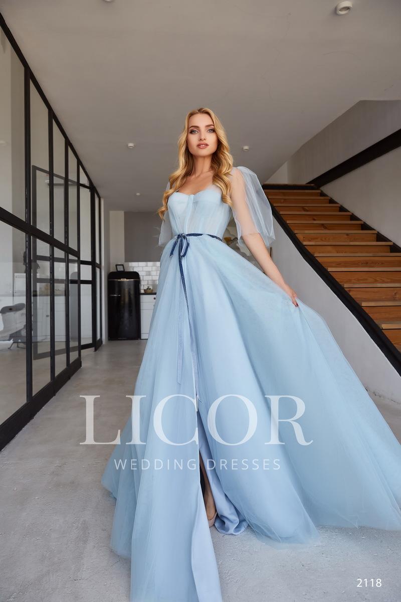 Robe de soirée Licor 2118