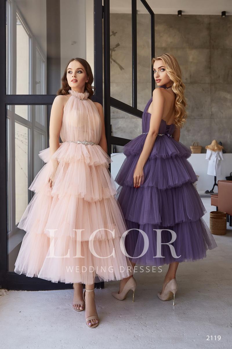 Evening Dress Licor 2119