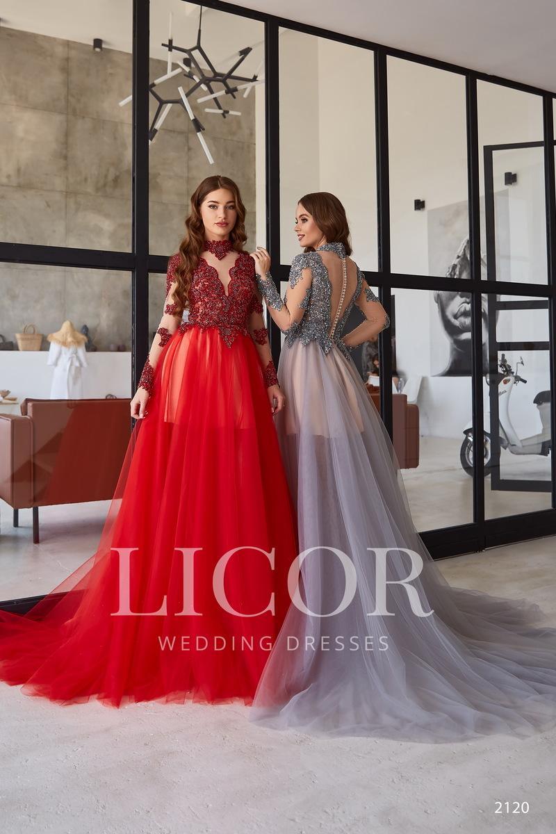 Evening Dress Licor 2120
