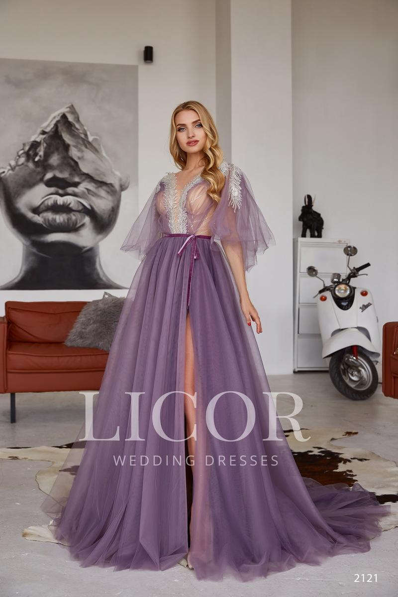 Robe de soirée Licor 2121
