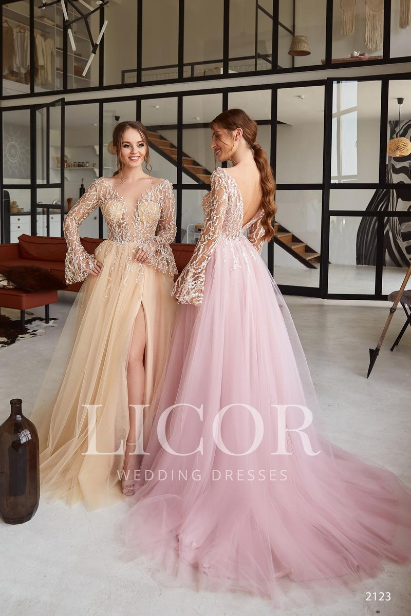 Evening Dress Licor 2123