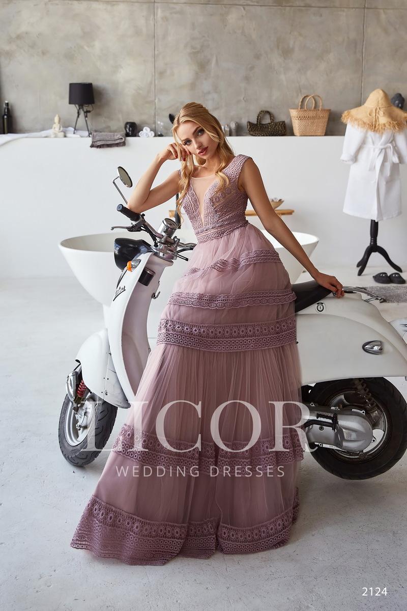 Вечернее платье Licor 2124