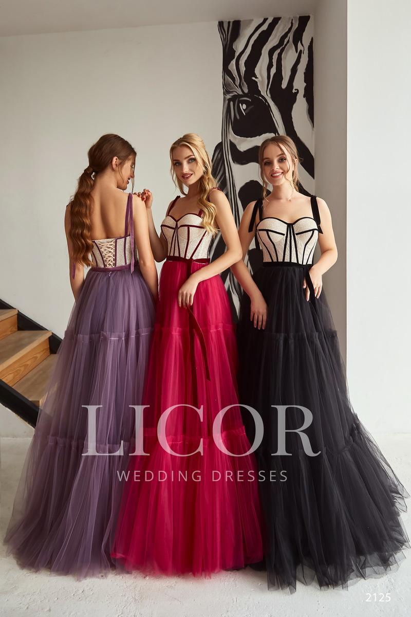 Вечернее платье Licor 2125