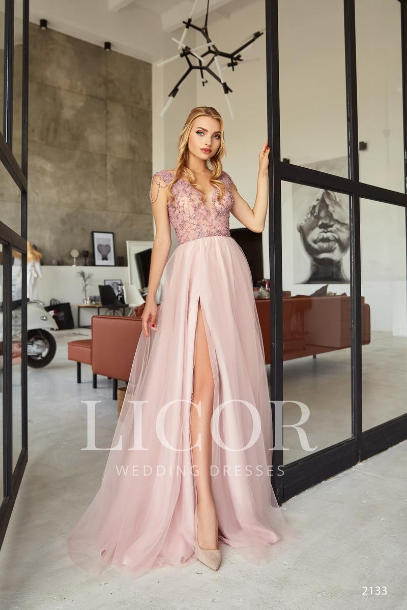 Вечернее платье Licor 2133