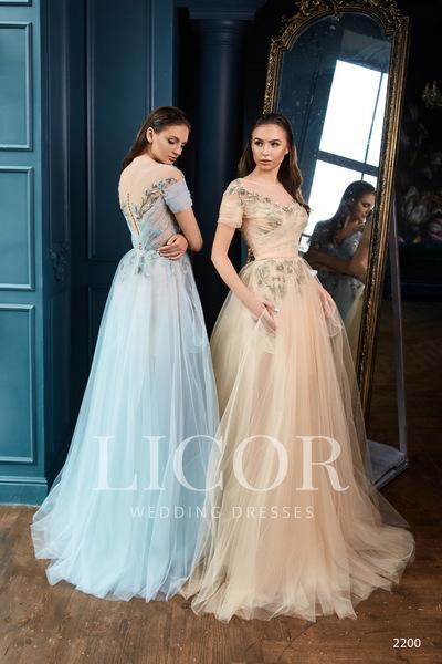 Вечернее платье Licor 2200
