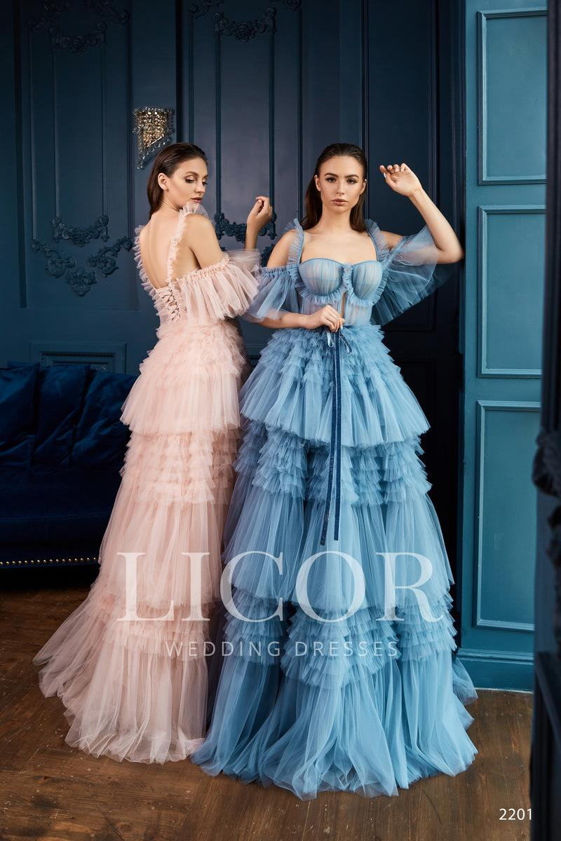 Вечернее платье Licor 2201