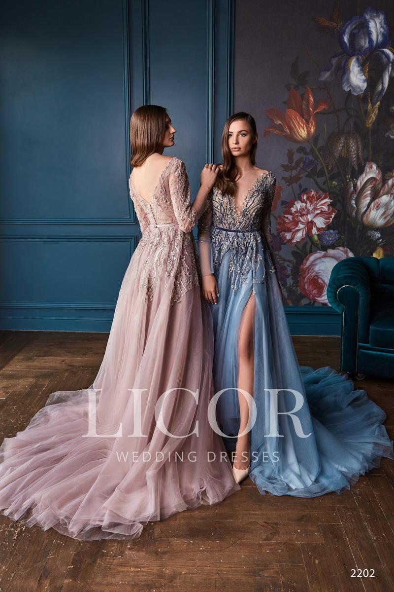 Вечернее платье Licor 2202