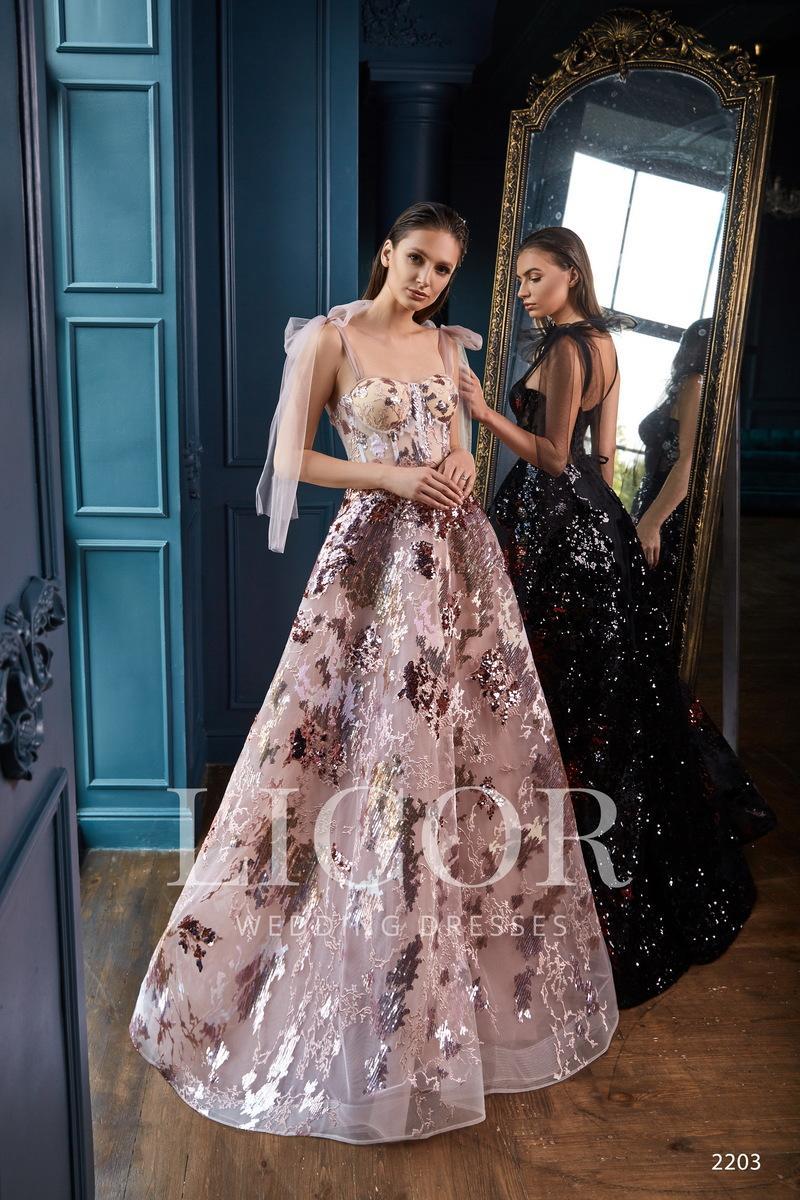 Вечернее платье Licor 2203