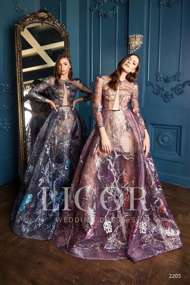 Вечернее платье Licor 2205