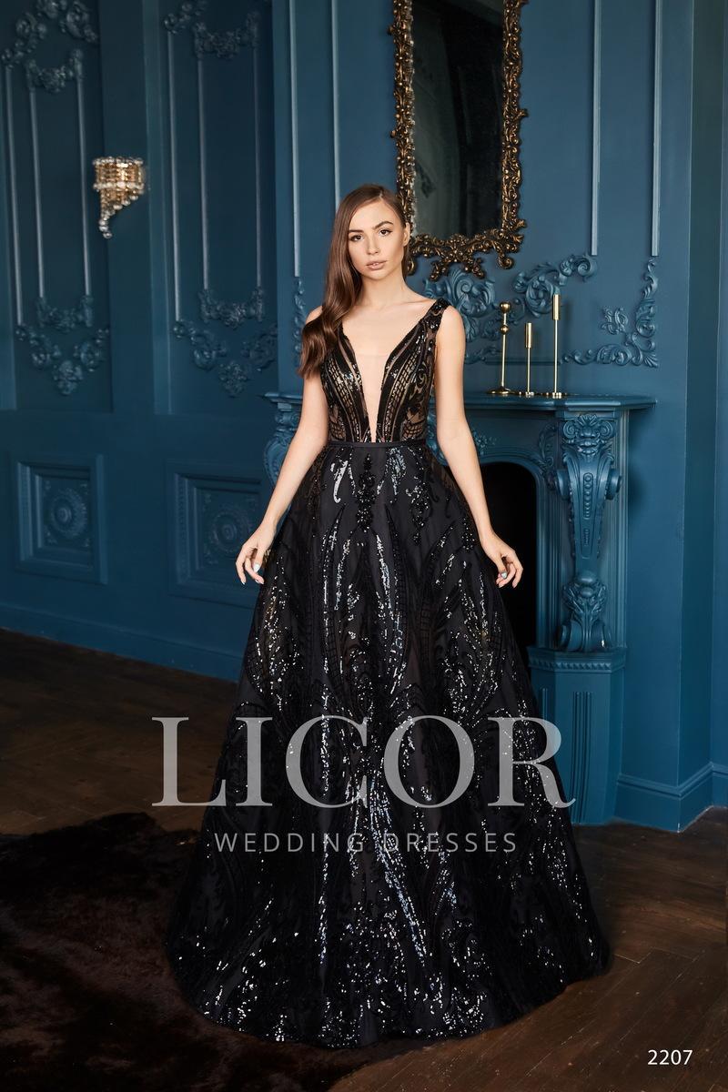 Вечернее платье Licor 2207