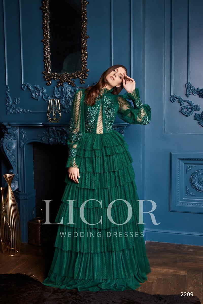 Вечернее платье Licor 2209