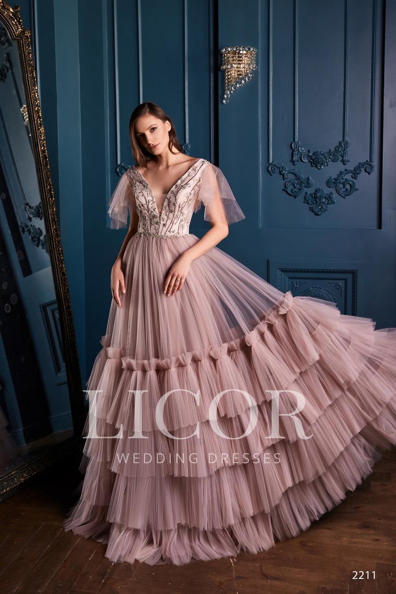Вечернее платье Licor 2211