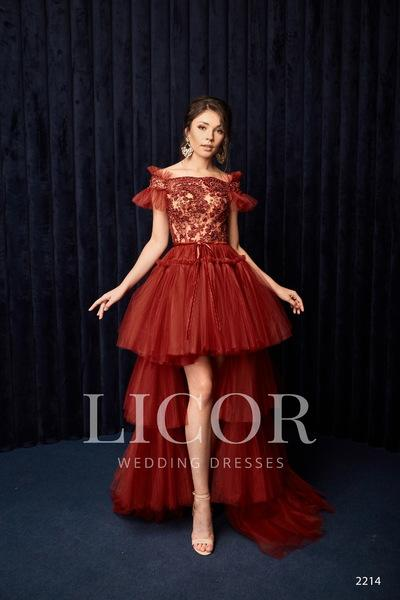 Abendkleid Licor 2214