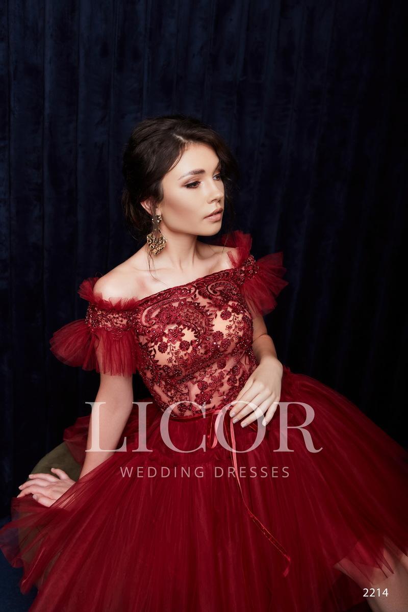 Вечернее платье Licor 2214
