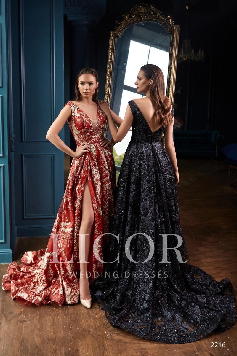 Вечернее платье Licor 2216