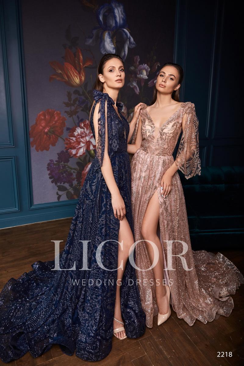 Вечернее платье Licor 2218