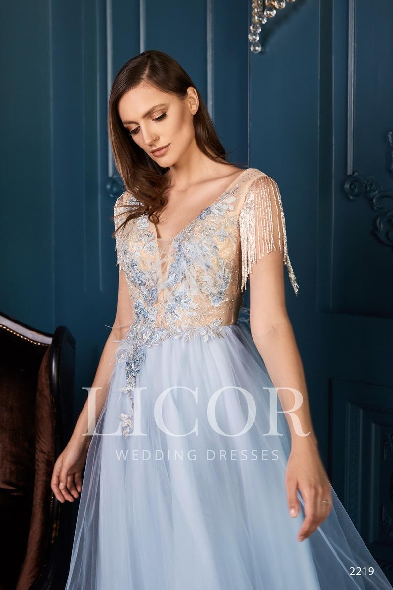 Вечернее платье Licor 2219