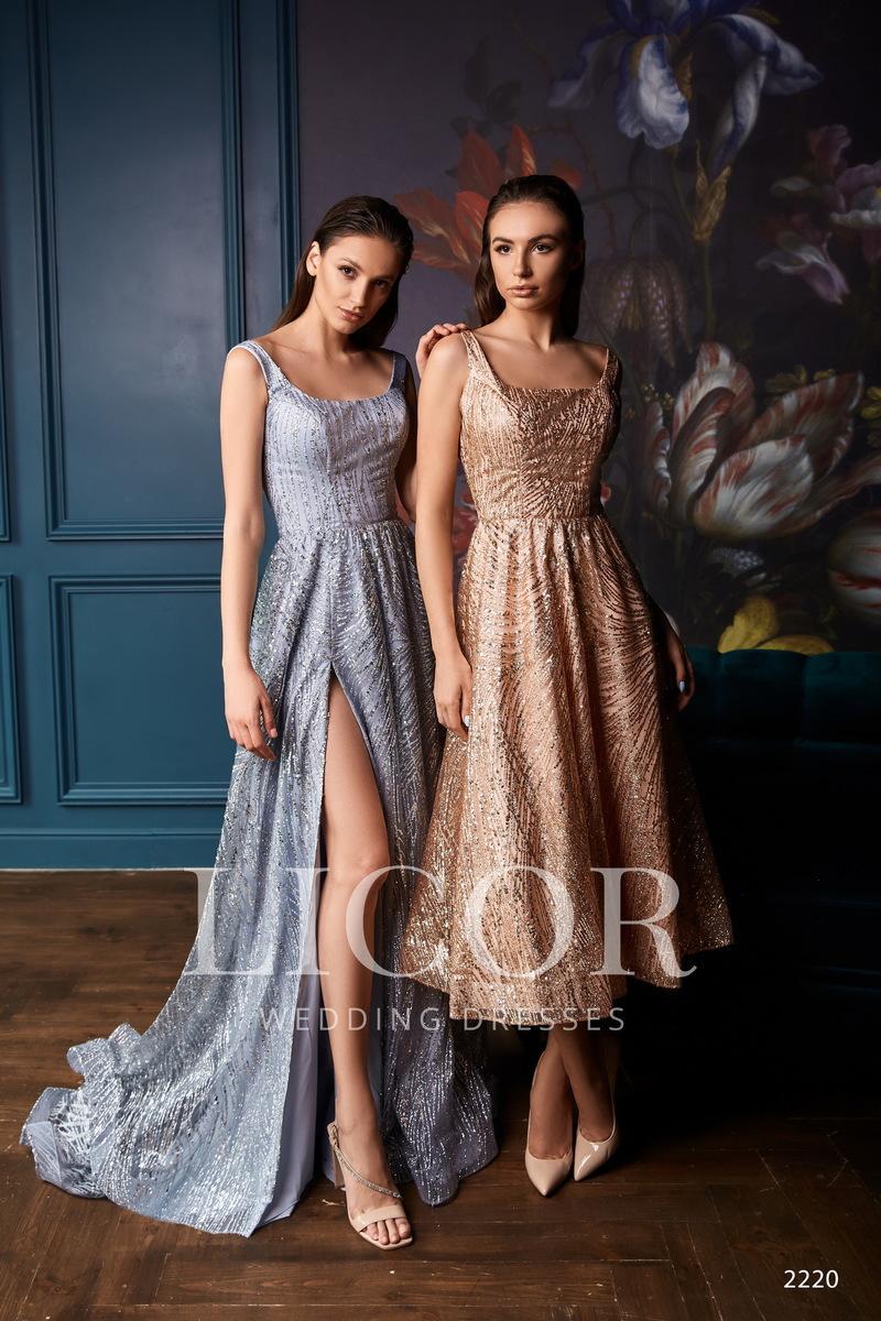 Вечернее платье Licor 2220