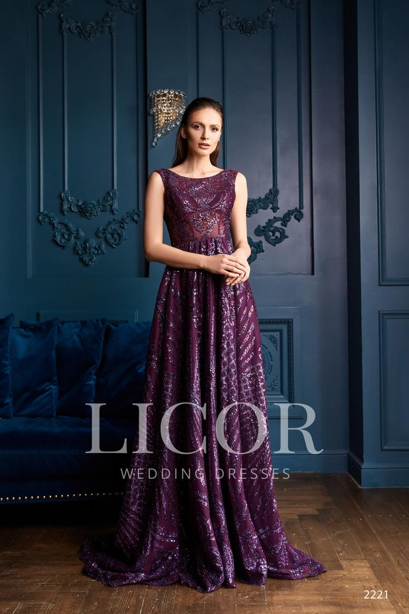 Abendkleid Licor 2221