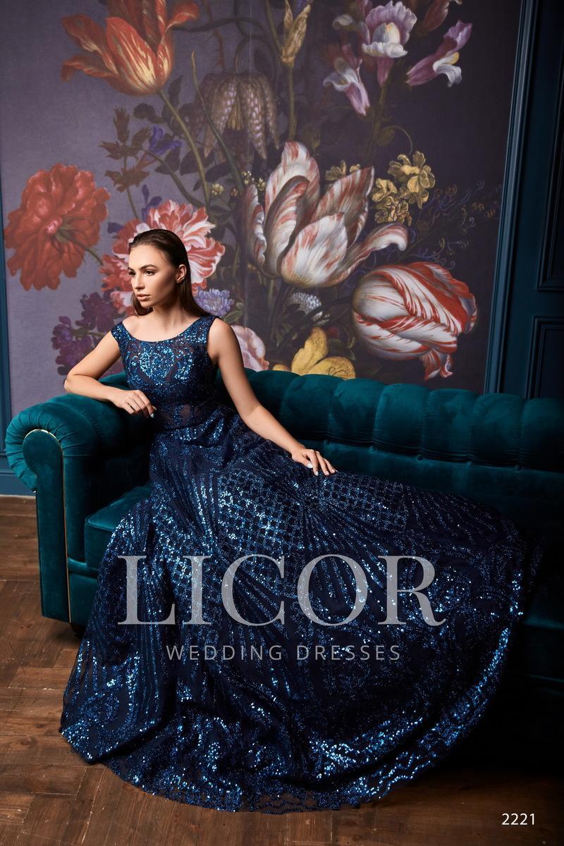 Вечернее платье Licor 2221