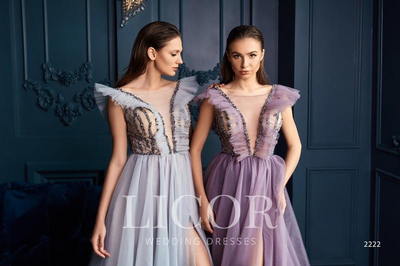 Вечернее платье Licor 2222