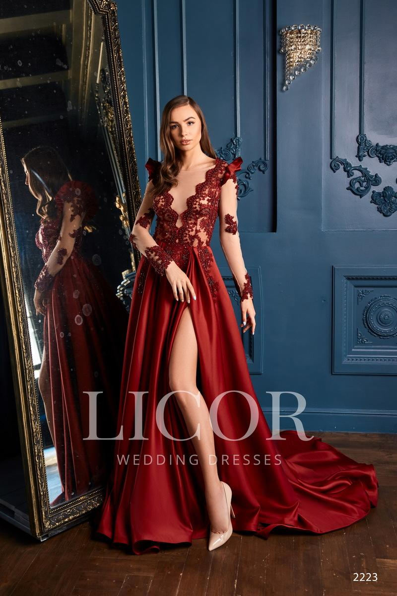 Abendkleid Licor 2223
