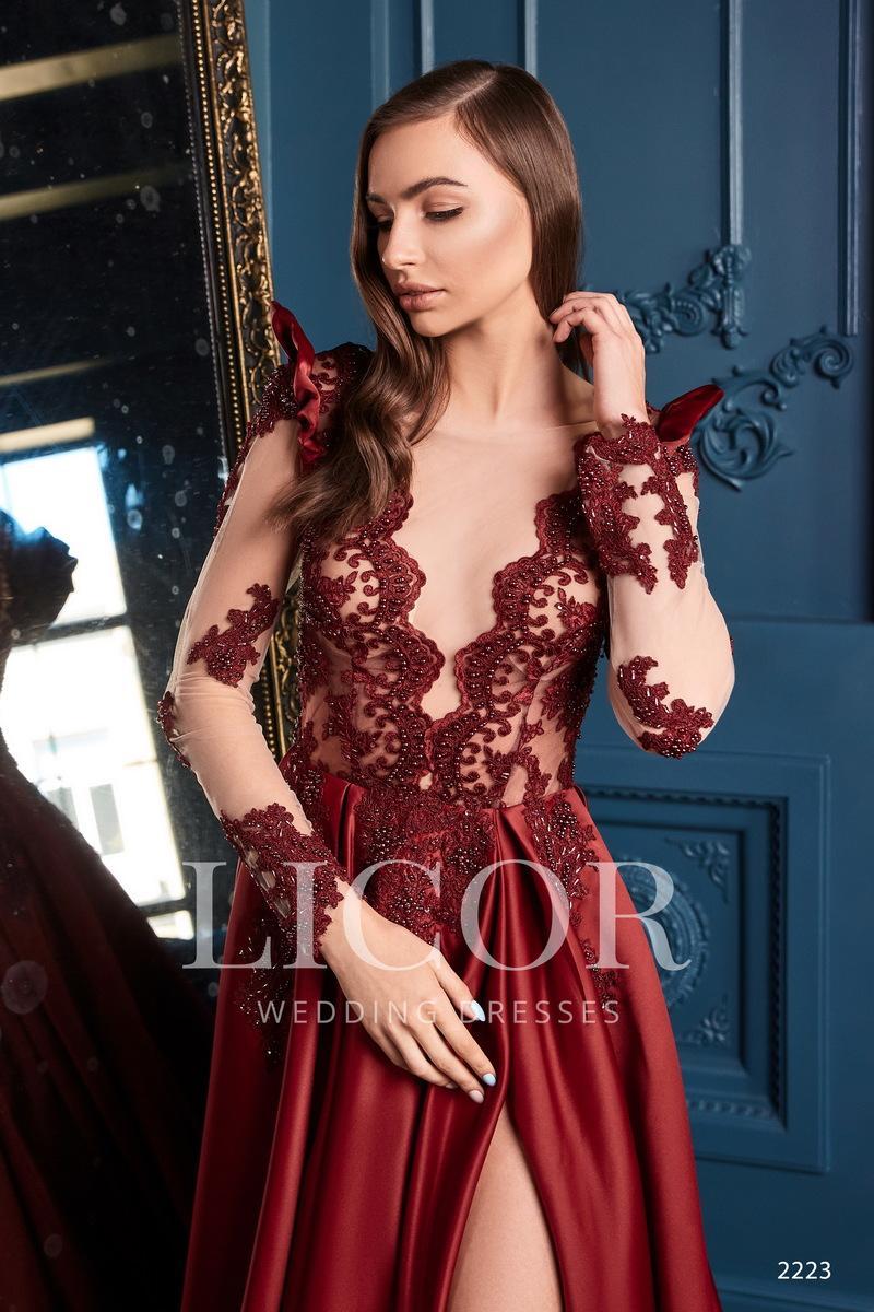 Вечернее платье Licor 2223