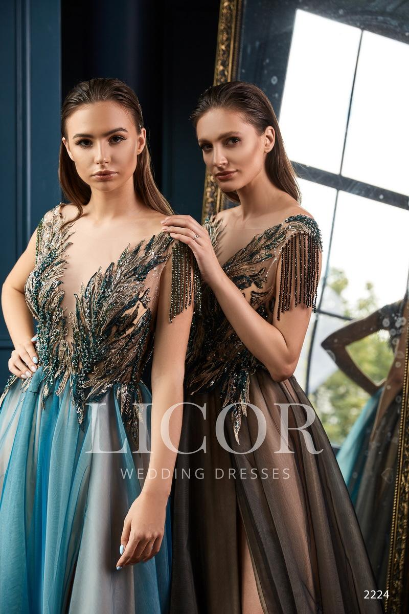 Вечернее платье Licor 2224