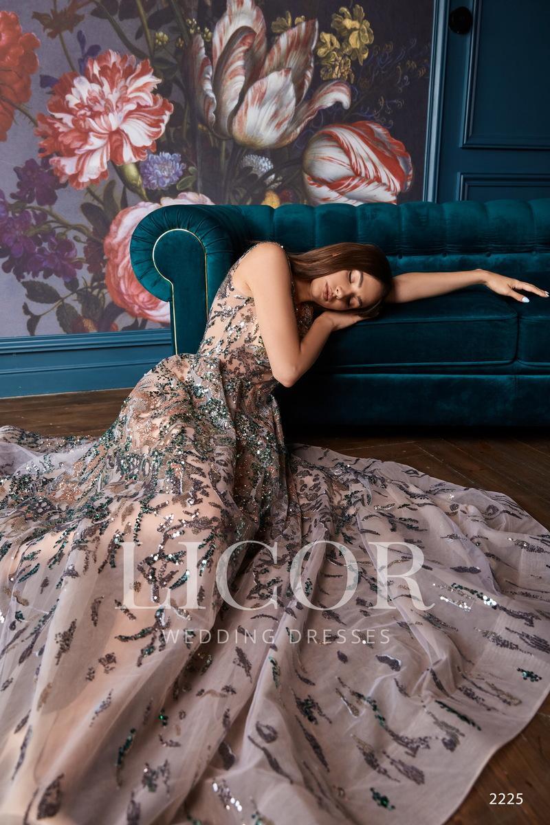 Вечернее платье Licor 2225