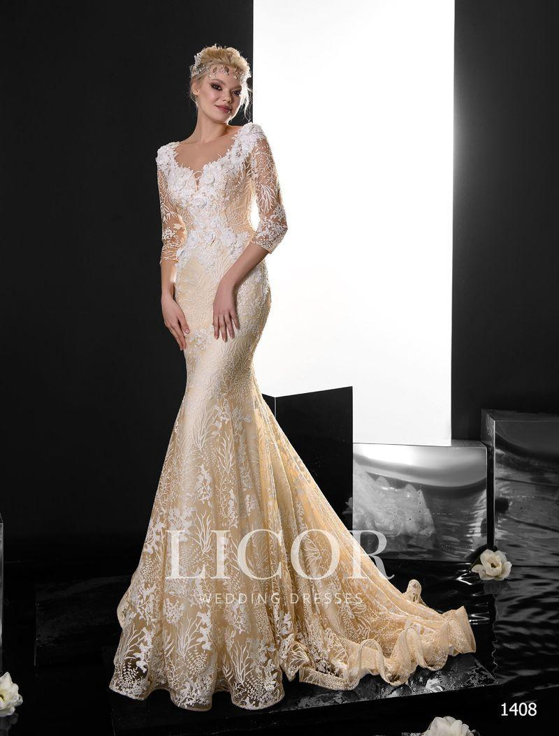 Wedding Dress Licor 1408