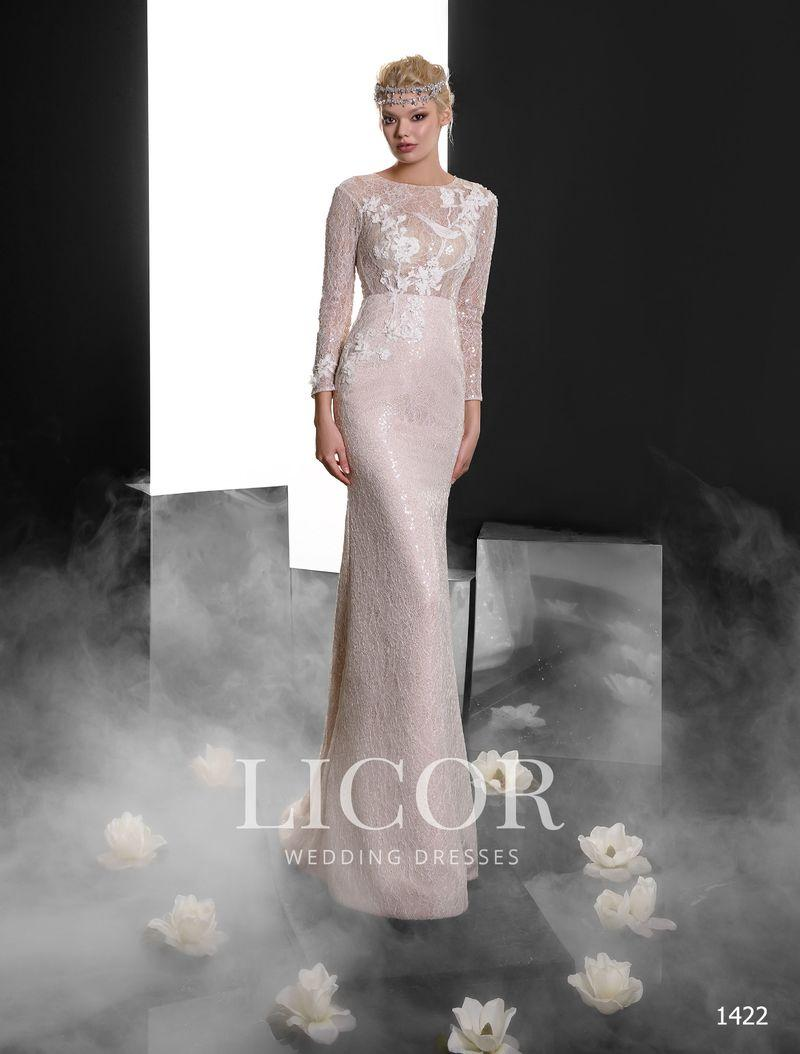 Brautkleid Licor 1422