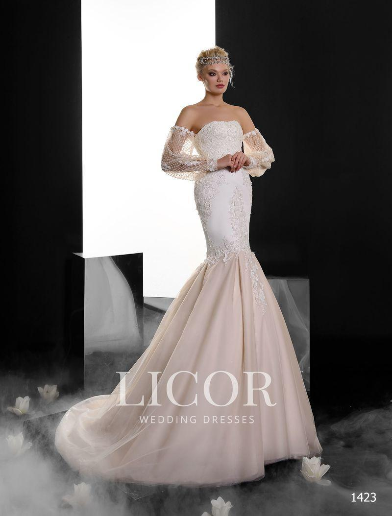 Brautkleid Licor 1423