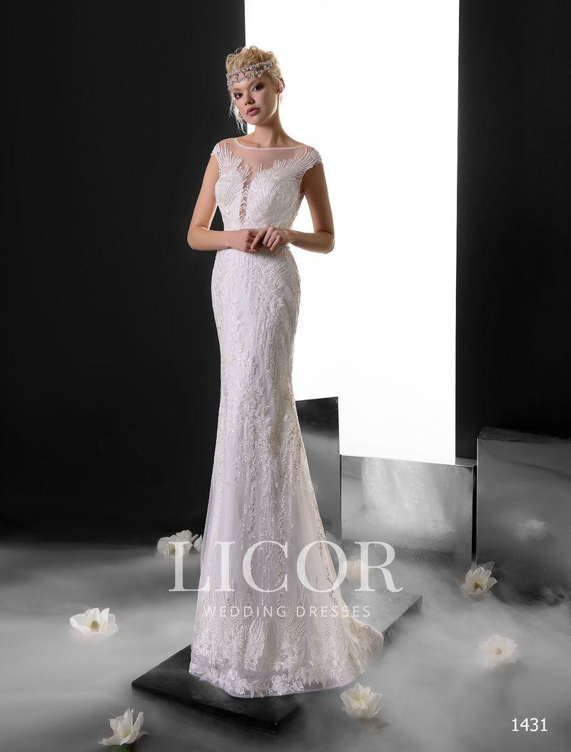 Brautkleid Licor 1431