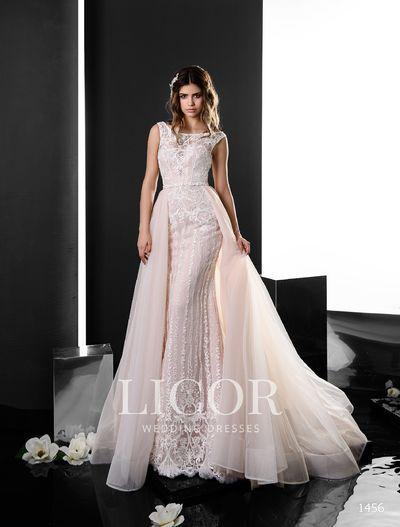 Wedding Dress Licor 1456